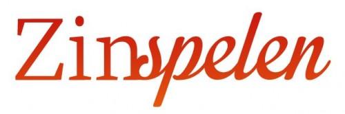 zinspelen logotekst
